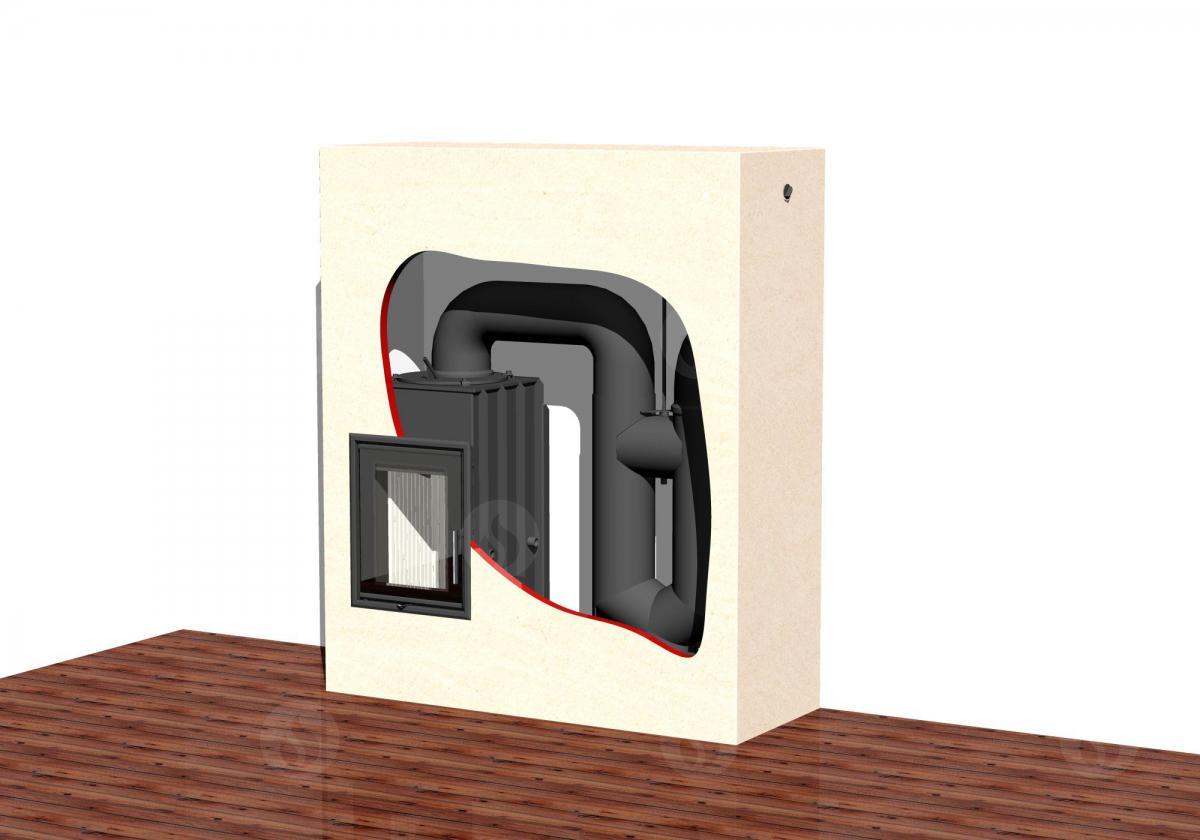Конвекционный теплообменник Кожухотрубный конденсатор Alfa Laval McDEW 1680 T Хасавюрт